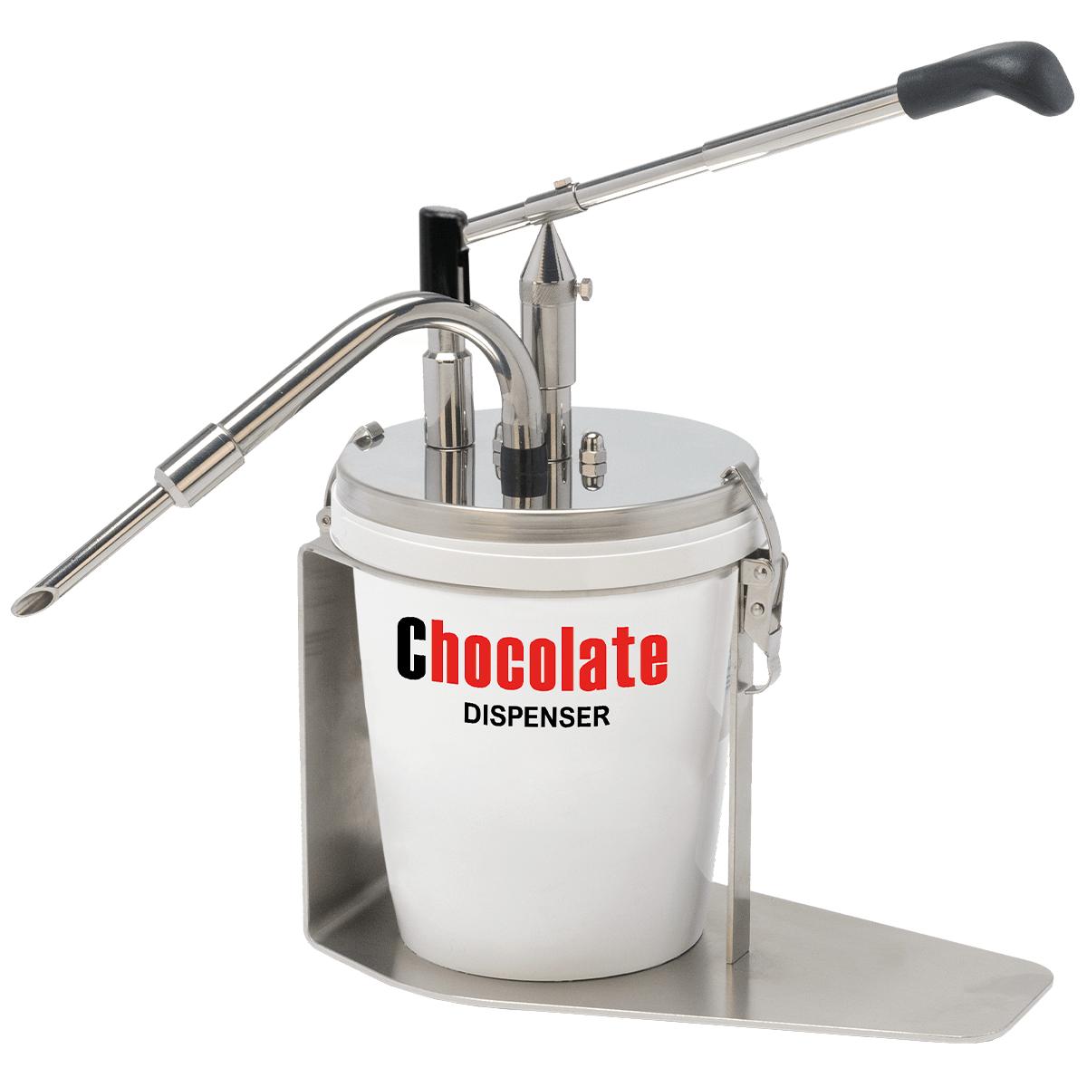 Dosificador De Mando De Palanca Chocolate/Nutella